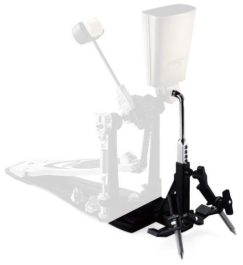 パール 人気 おすすめ ドラムペダルでカウベルを演奏可能に PEARL PPS-20 カウベルペダルブラケット 特価