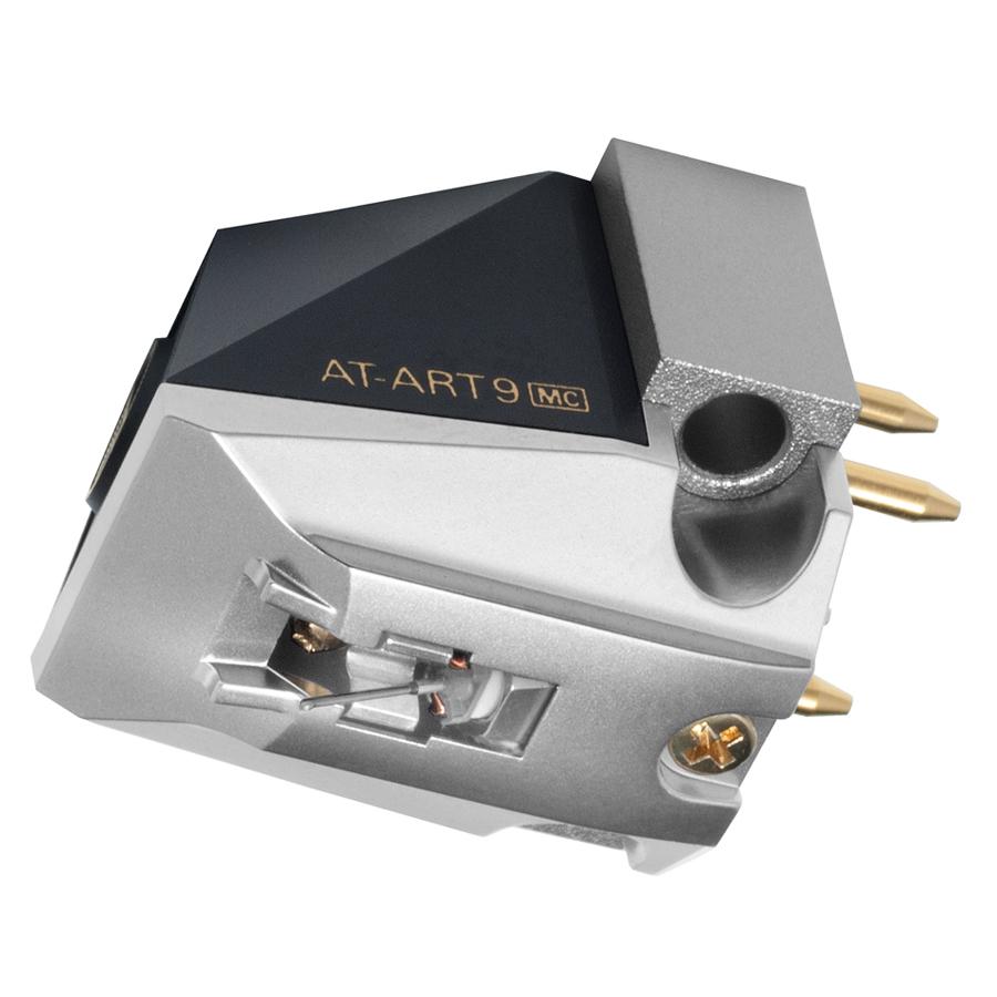 AUDIO-TECHNICA AT-ART9 MC型(デュアルムービングコイル)ステレオカートリッジ