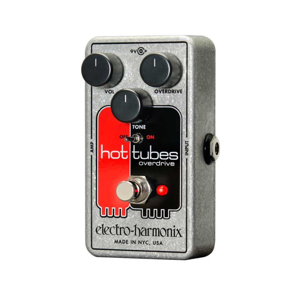 ELECTRO-HARMONIX HOT TUBES nano 正規輸入品 ギターエフェクター