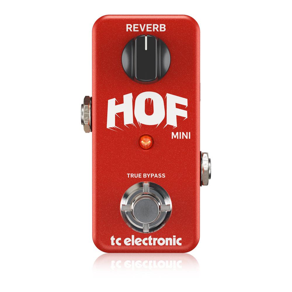 tc electronic Hall Of Fame Mini ギターエフェクター