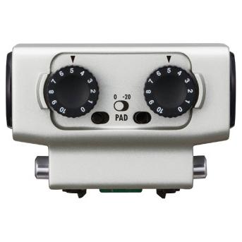 ZOOM EXH-6 H5/H6用 デュアルXLR/TRSコンボカプセル