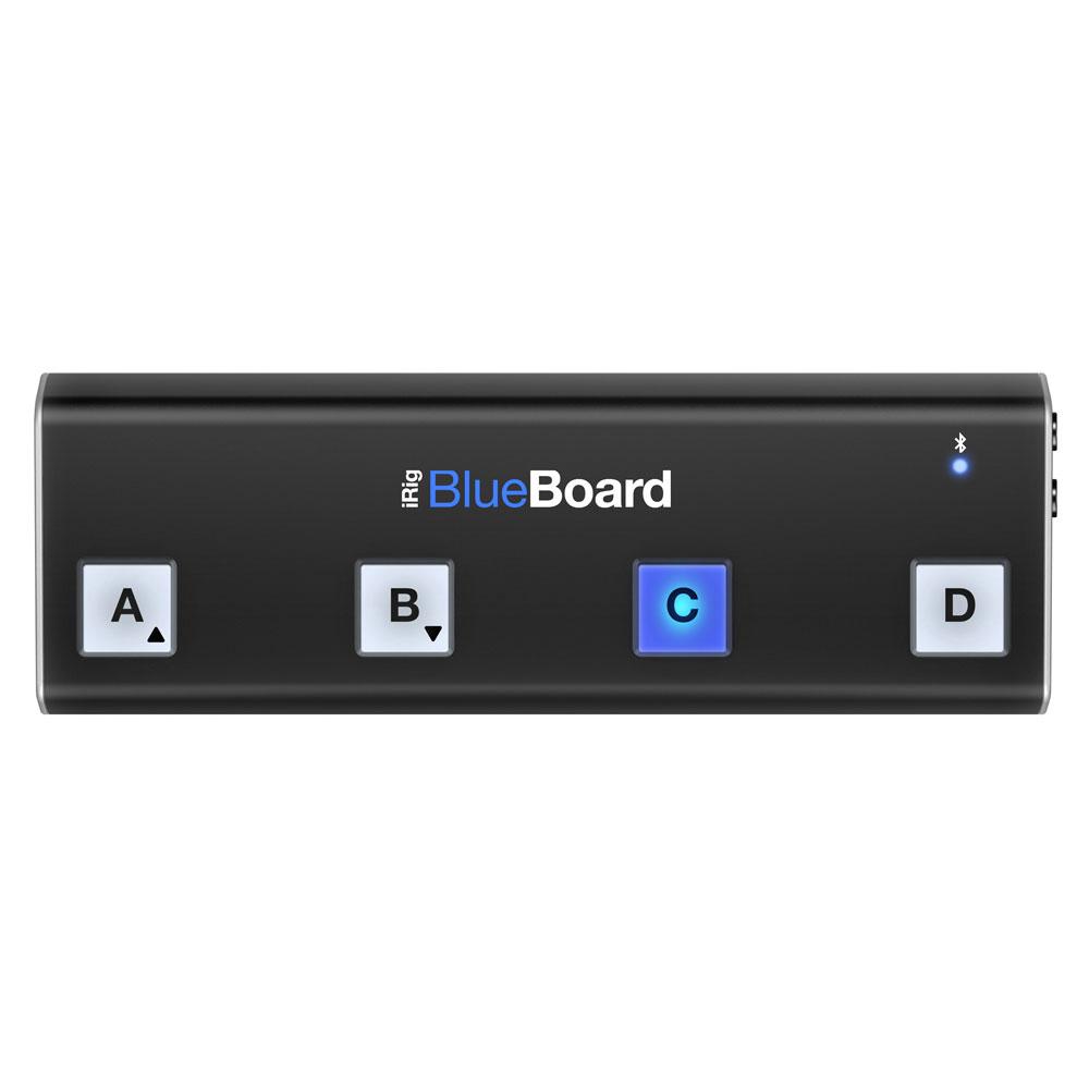 IK Multimedia iRig BlueBoard Bluetooth対応 MIDIコントローラー