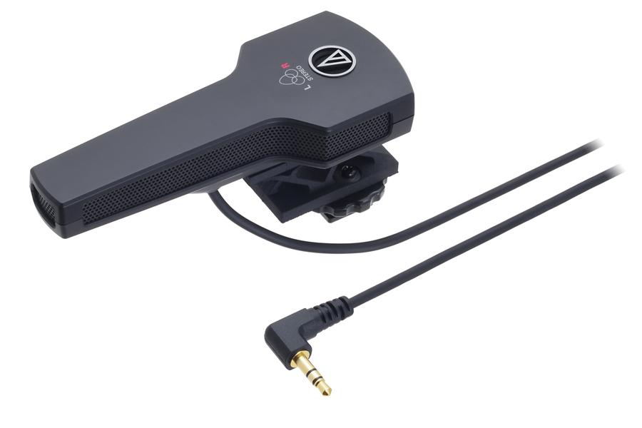 AUDIO-TECHNICA AT9946CM ステレオマイクロホン