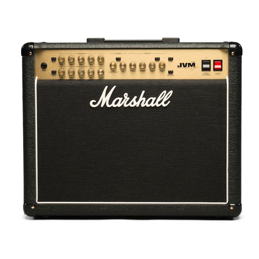 MARSHALL JVM215C フルチューブ ギターコンボアンプ