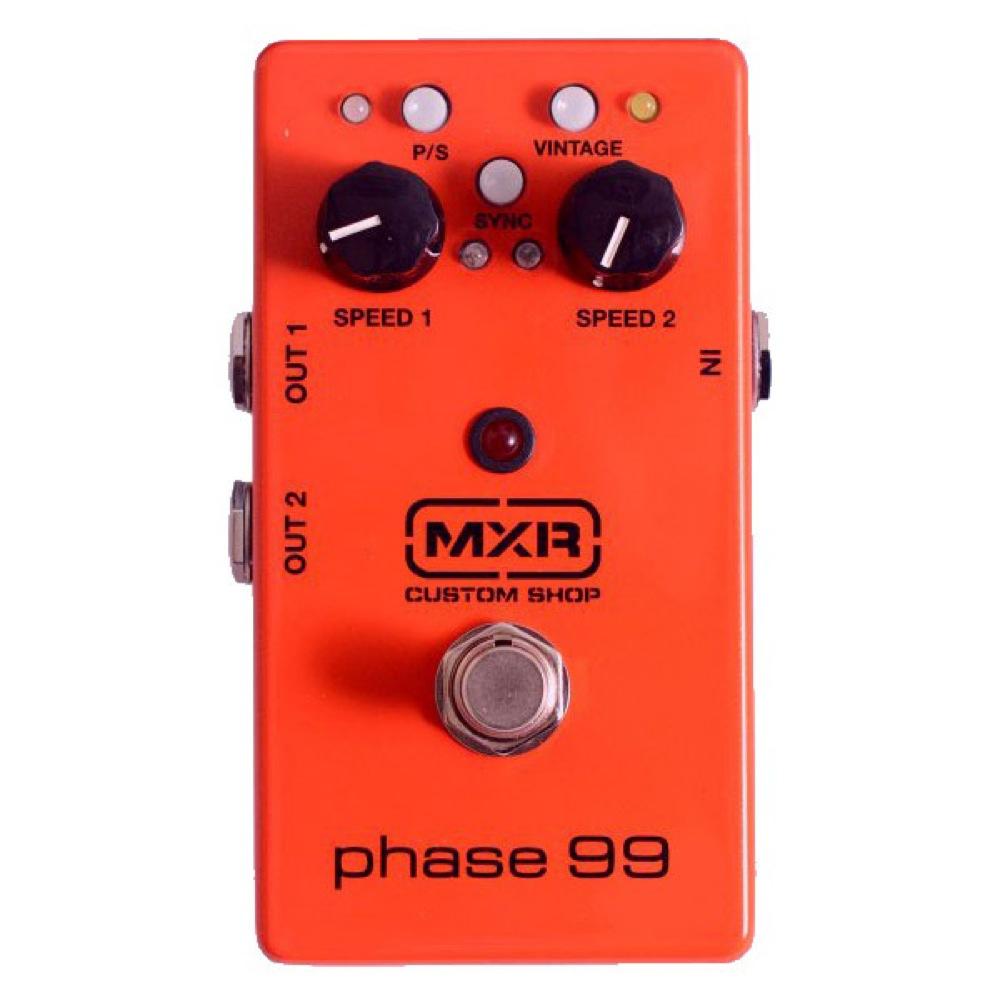 MXR CSP099 PHASE99 ギターエフェクター