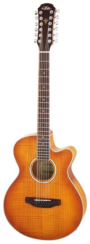 ARIA FET-12/SPL LVS 12弦エレクトリックアコースティックギター