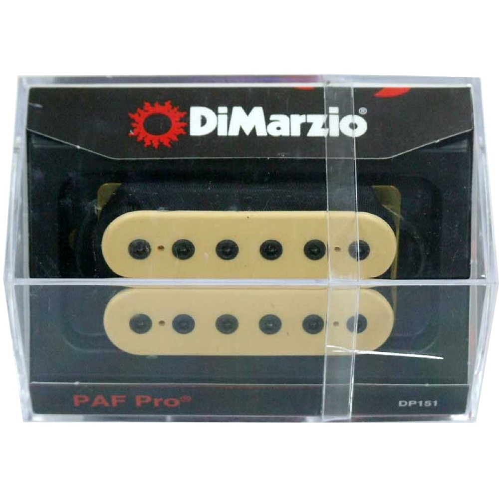 Dimarzio DP151 PAF Pro CR ギターピックアップ