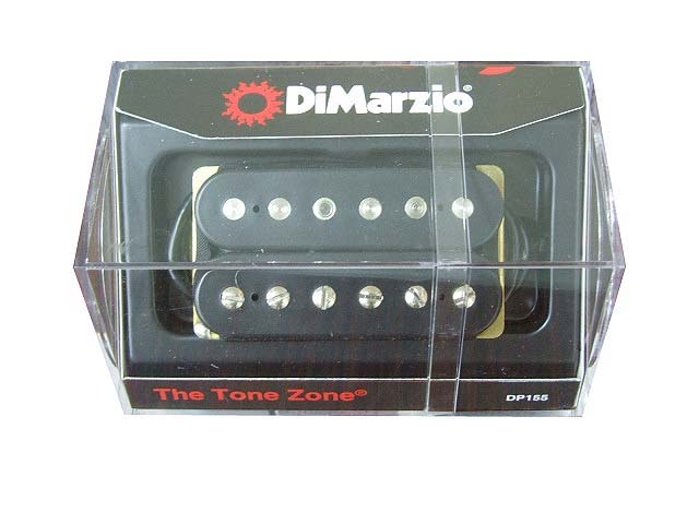 Dimarzio DP155/The Tone Zone/BK