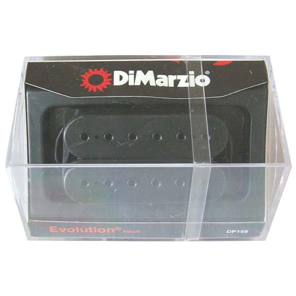 Dimarzio DP158/Evolution Neck/BK