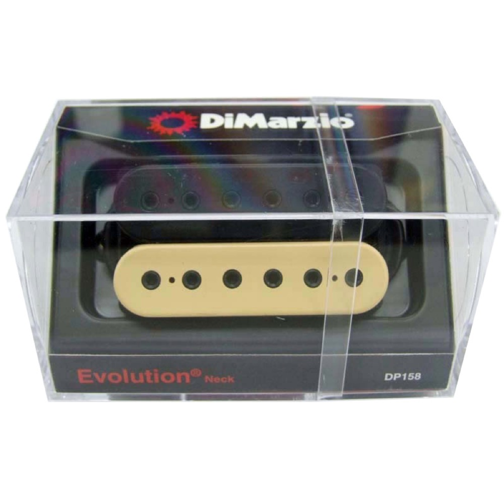 Dimarzio DP158/Evolution Neck/BC