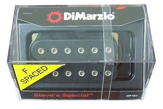 Dimarzio DP161F/Steves Special/BK