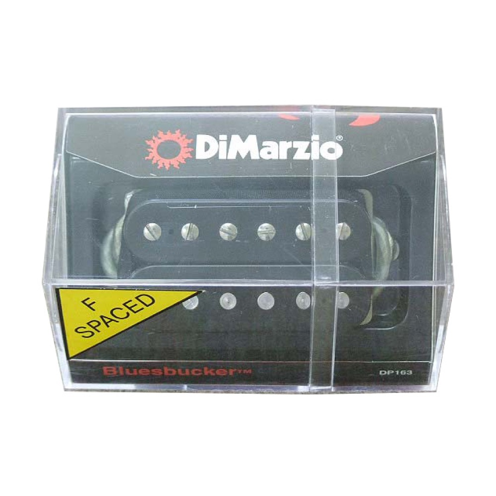 Dimarzio DP163F/Bluesbucker/BK