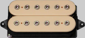 Dimarzio DP166F/The Breed Bridge/BC