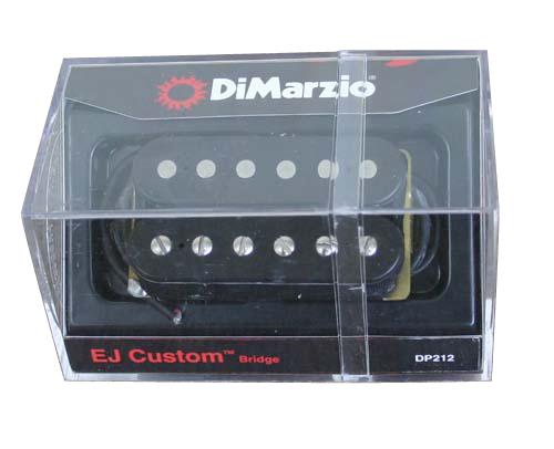 Dimarzio DP212/EJ Custom Bridge/BK