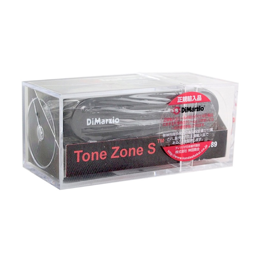 Dimarzio DP189/The Tone Zone S/BK