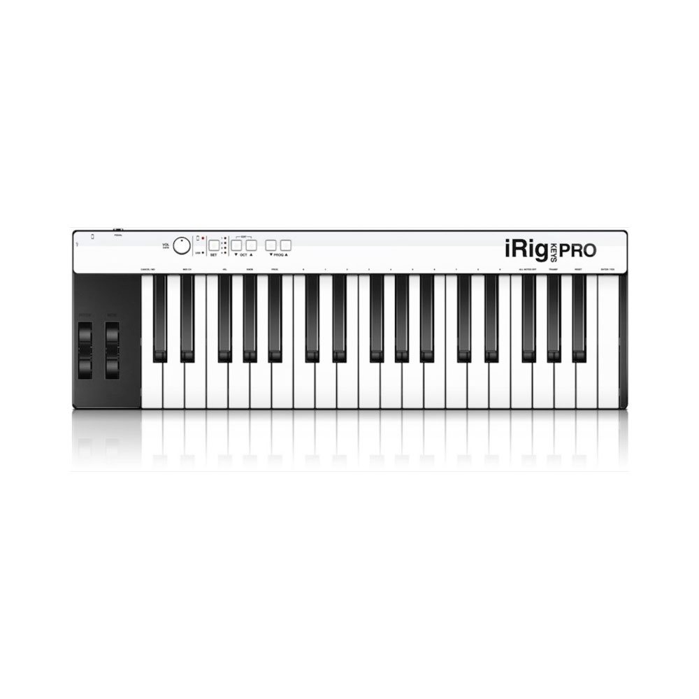 IK Multimedia iRig KEYS PRO iOS対応 MIDIキーボード