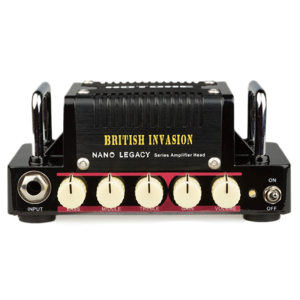 HOTONE British Invasion NANO LEGACY ギターアンプヘッド