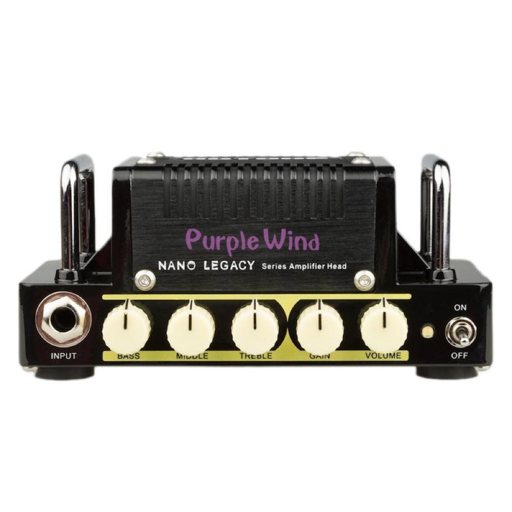 HOTONE Purple Wind NANO LEGACY ギターアンプヘッド