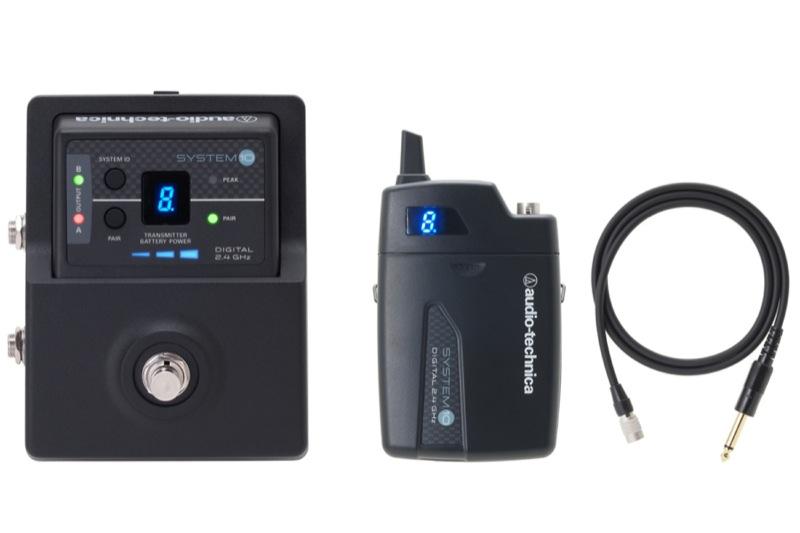 AUDIO-TECHNICA ATW-1501 ギターワイヤレスシステム