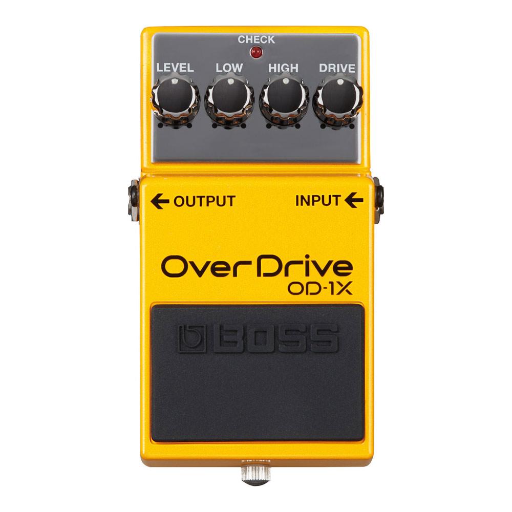 BOSS OD-1X Overdrive オーバードライブ エフェクター