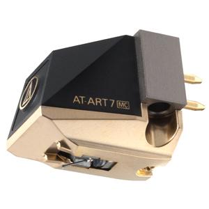 AUDIO-TECHNICA AT-ART7 空芯MC型(デュアルムービングコイル)ステレオカートリッジ