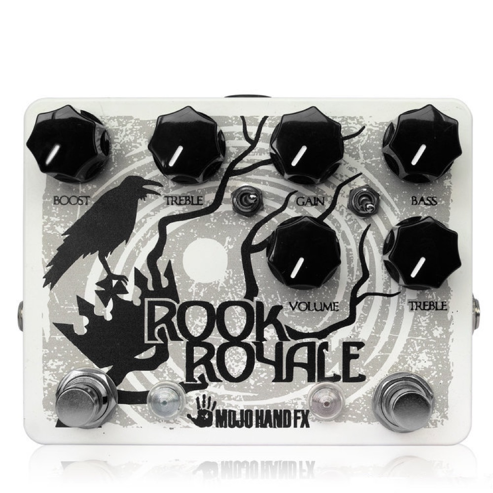 Mojo Hand FX Rook Royale ギターエフェクター