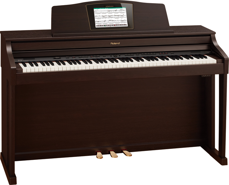 ROLAND HPi-50e RWS 電子ピアノ 高低自在イス付き【組立設置無料サービス中】