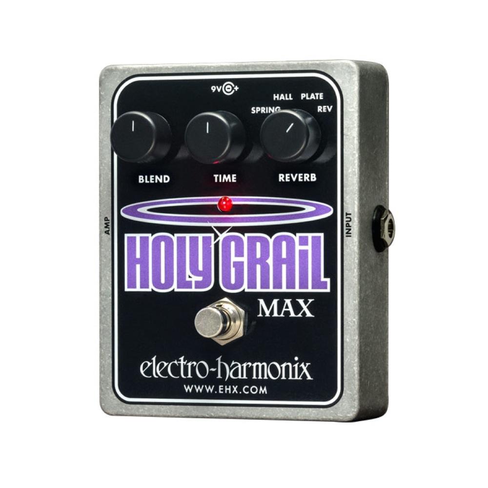 ELECTRO-HARMONIX Holy Grail Max エフェクター 正規輸入品