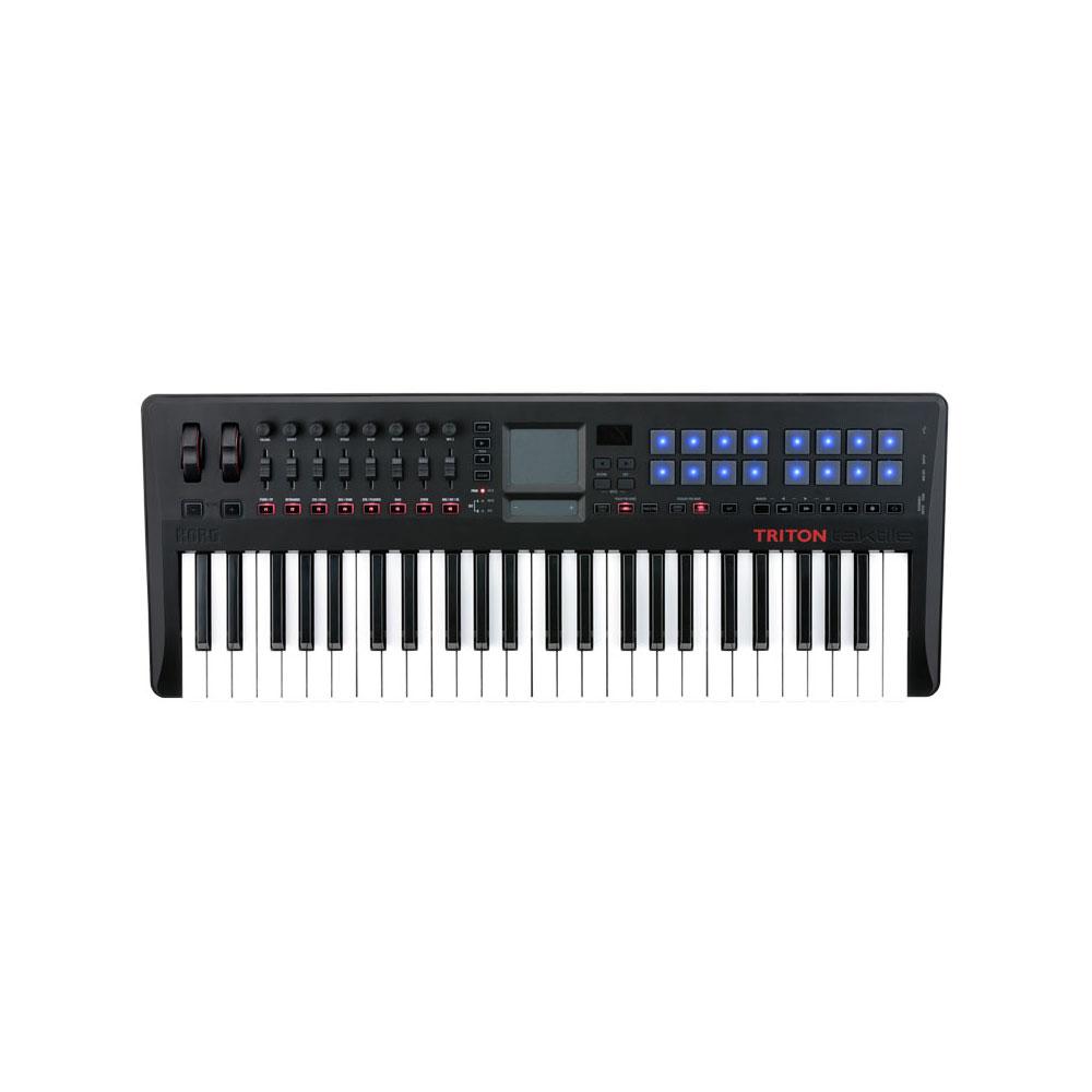 KORG TRITON taktile-49 音源内蔵MIDIコントロールキーボード