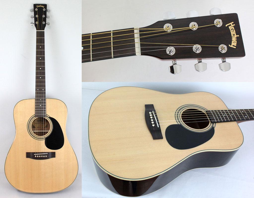 HEADWAY HD-25 NA アコースティックギター