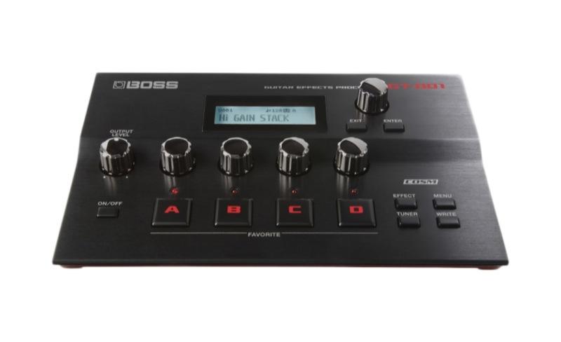 BOSS GT-001 デスクトップ ギターマルチエフェクター