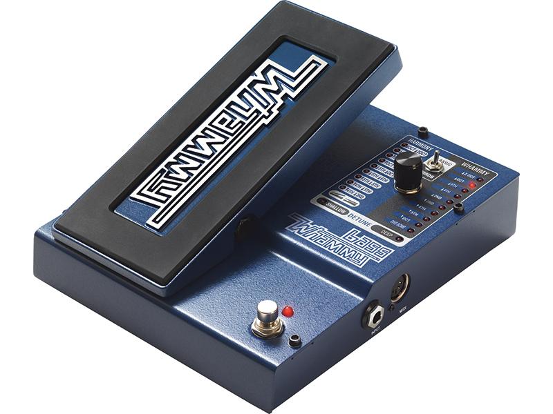 DIGITECH Bass WHAMMY ベース用ピッチシフター