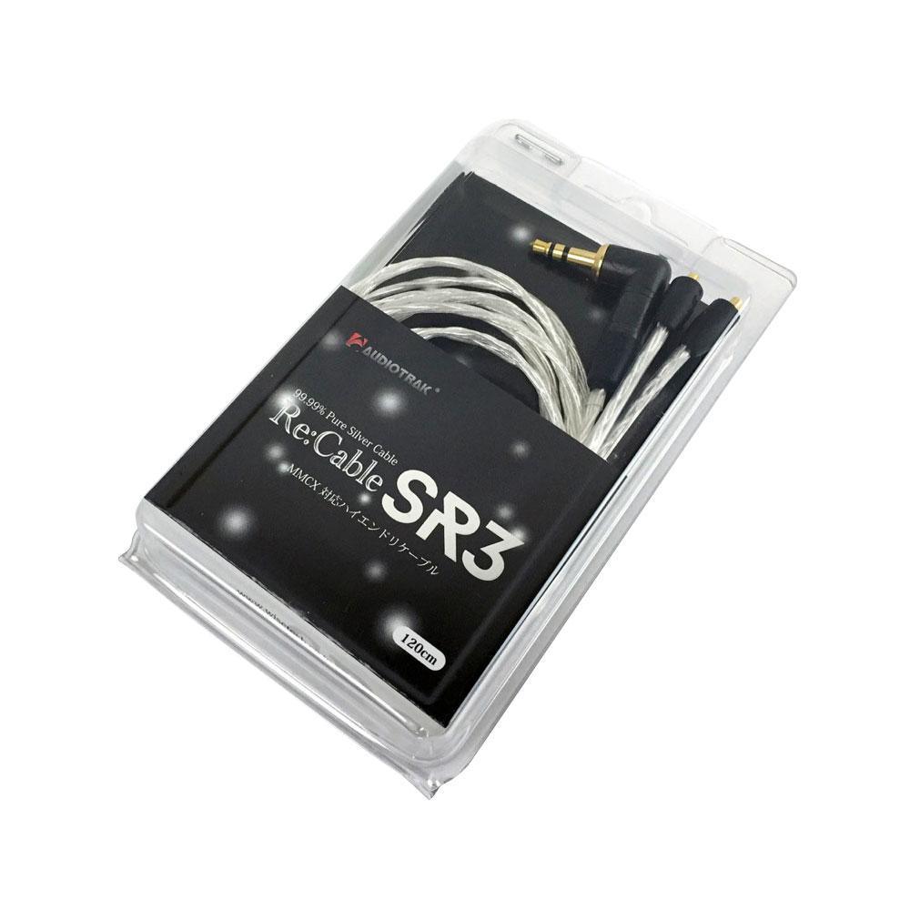AUDIOTRAK Re:Cable SR3 SHURE SE535 / SE835用 リケーブル