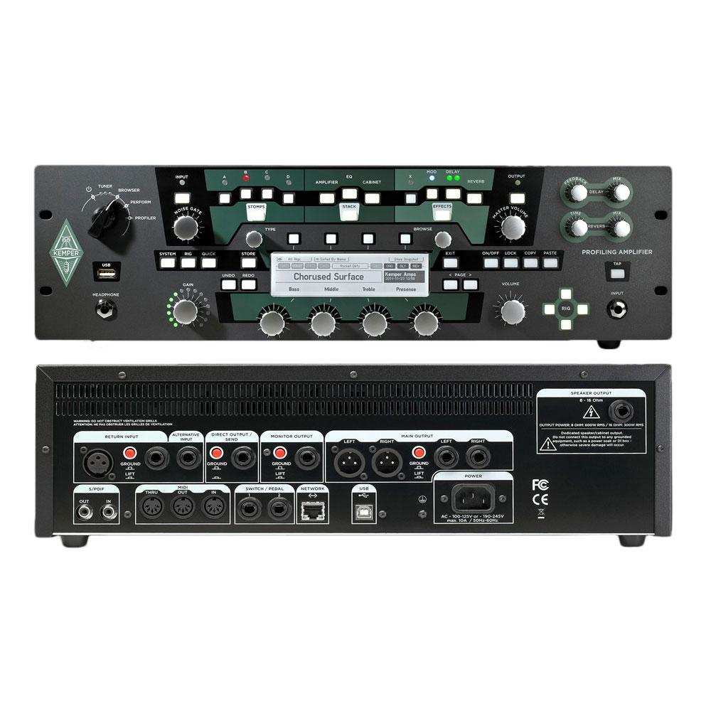 KEMPER PROFILING AMP POWER RACK プロファイリングアンプ