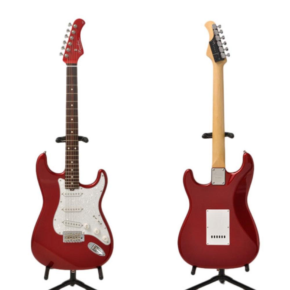 BACCHUS BST-TTC CAR エレキギター