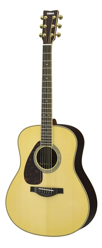 YAMAHA LL16L ARE NT レフトハンドモデル エレアコギター
