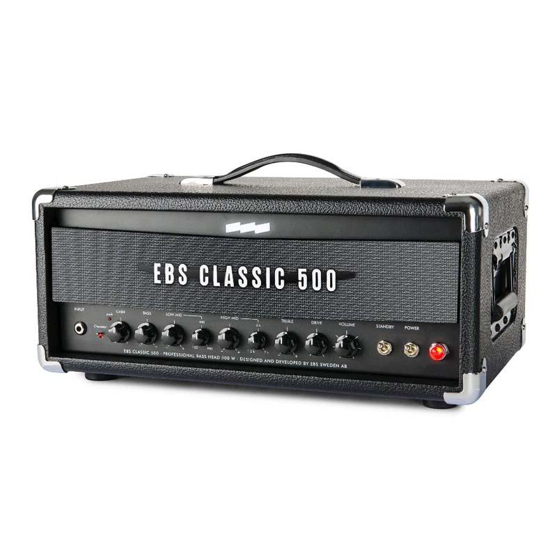 EBS CLASSIC 500 ベースアンプヘッド