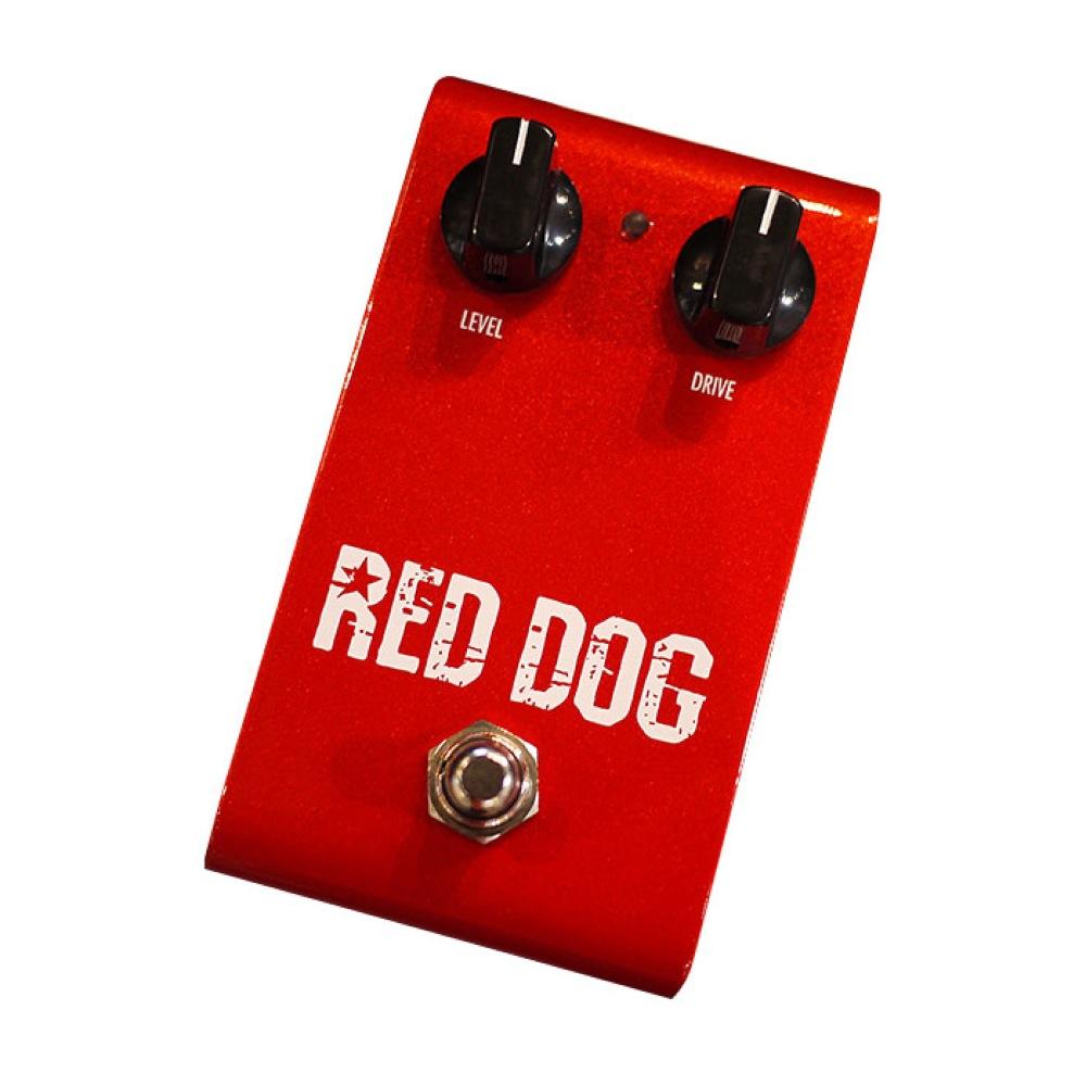 Rockbox Electronics RED DOG ギターエフェクター