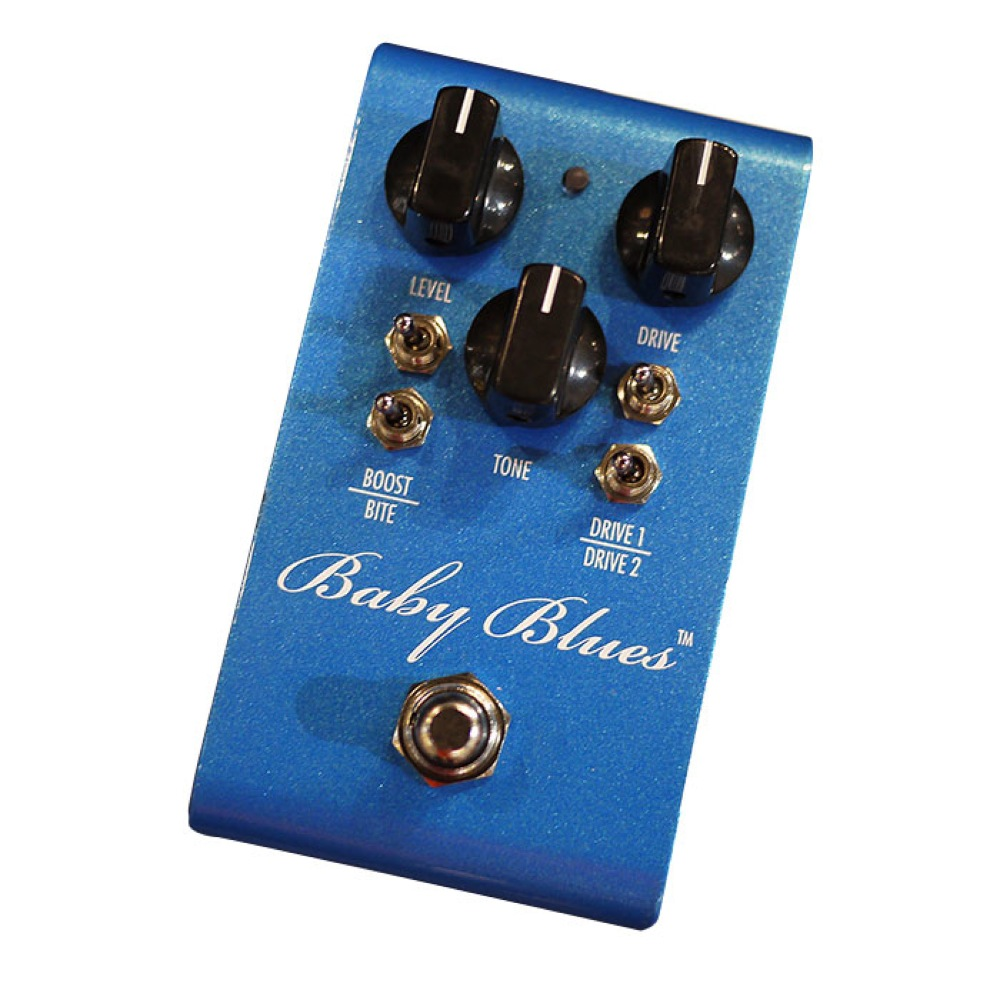 Rockbox Electronics Baby Blues ギターエフェクター