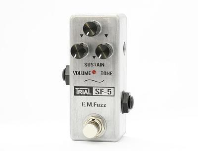 TRIAL SF-5 E.M.Fuzz ギターエフェクター