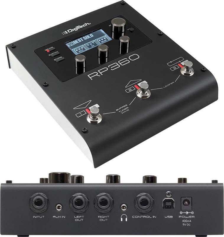 DIGITECH RP360 ギターマルチエフェクター