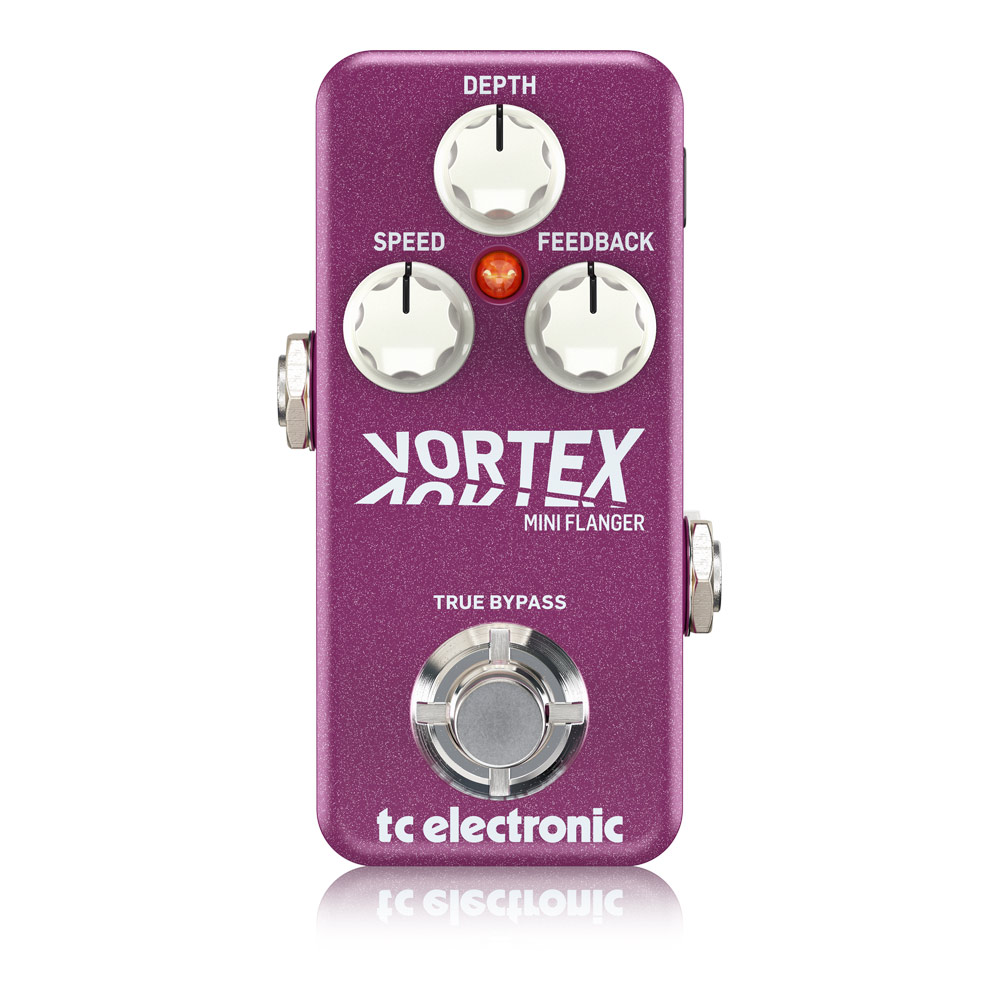 tc electronic Vortex Mini Flanger ギターエフェクター