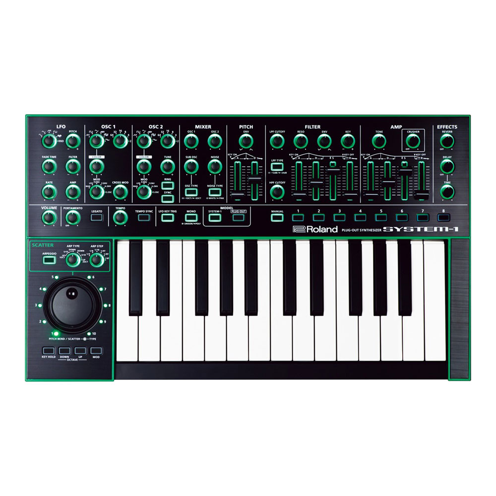 ROLAND SYSTEM-1 AIRA PLUG-OUT Synthesizer シンセサイザー