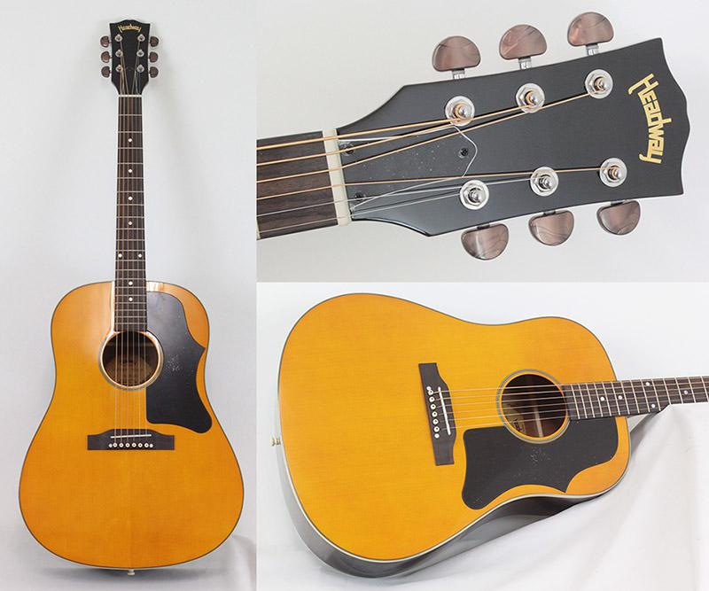 HEADWAY HJ-35 ANA アコースティックギター