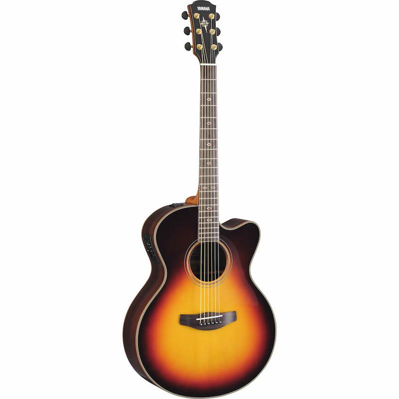 YAMAHA CPX1200II VS エレクトリックアコースティックギター