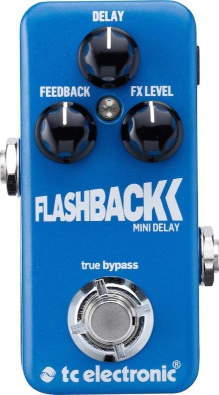 tc electronic Flashback Mini Delay ギターエフェクター