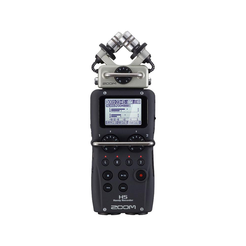 ZOOM H5 ハンディーレコーダー