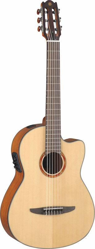 YAMAHA NCX700 エレクトリックナイロンストリングスギター