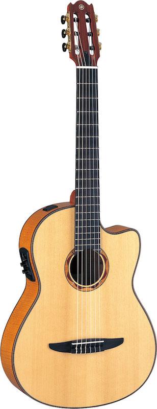 YAMAHA NCX2000FM エレクトリックナイロンストリングスギター