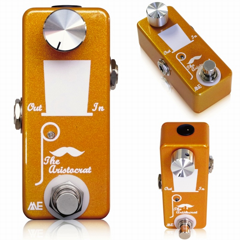 Matthews Effects Aristocrat Boost ギターエフェクター